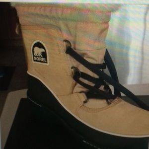 Sorel for JCrew Women's Tivoli III Suede Boots